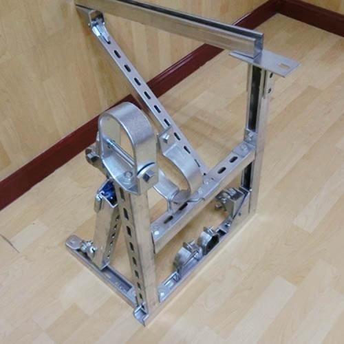 托臂支架抗震配件碳钢Q235镀锌综合地下管廊抗震托臂支架桥架托臂生产厂家
