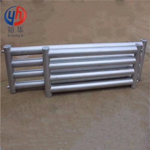 D133*1000*6光排管散热器安装图集