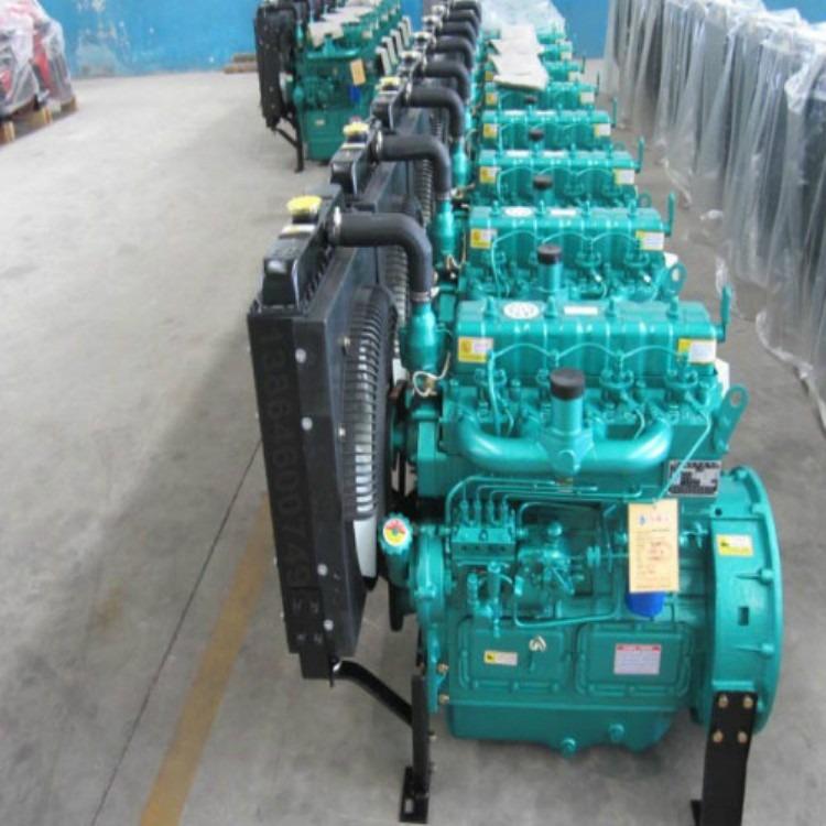 410241004105柴油机水箱散热器风扇