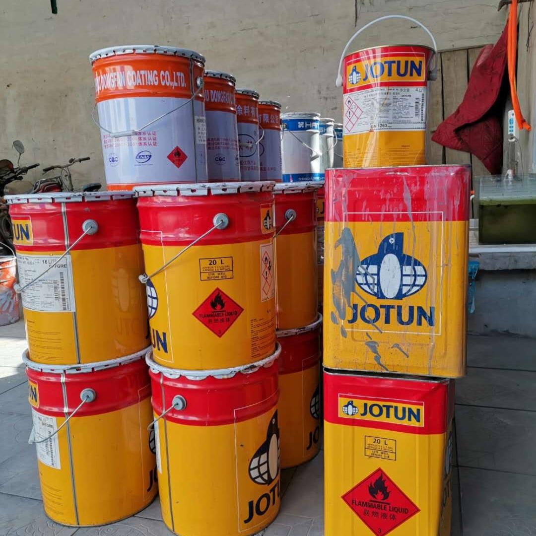 回收防水涂料   高价回收涂料  回收过期涂料