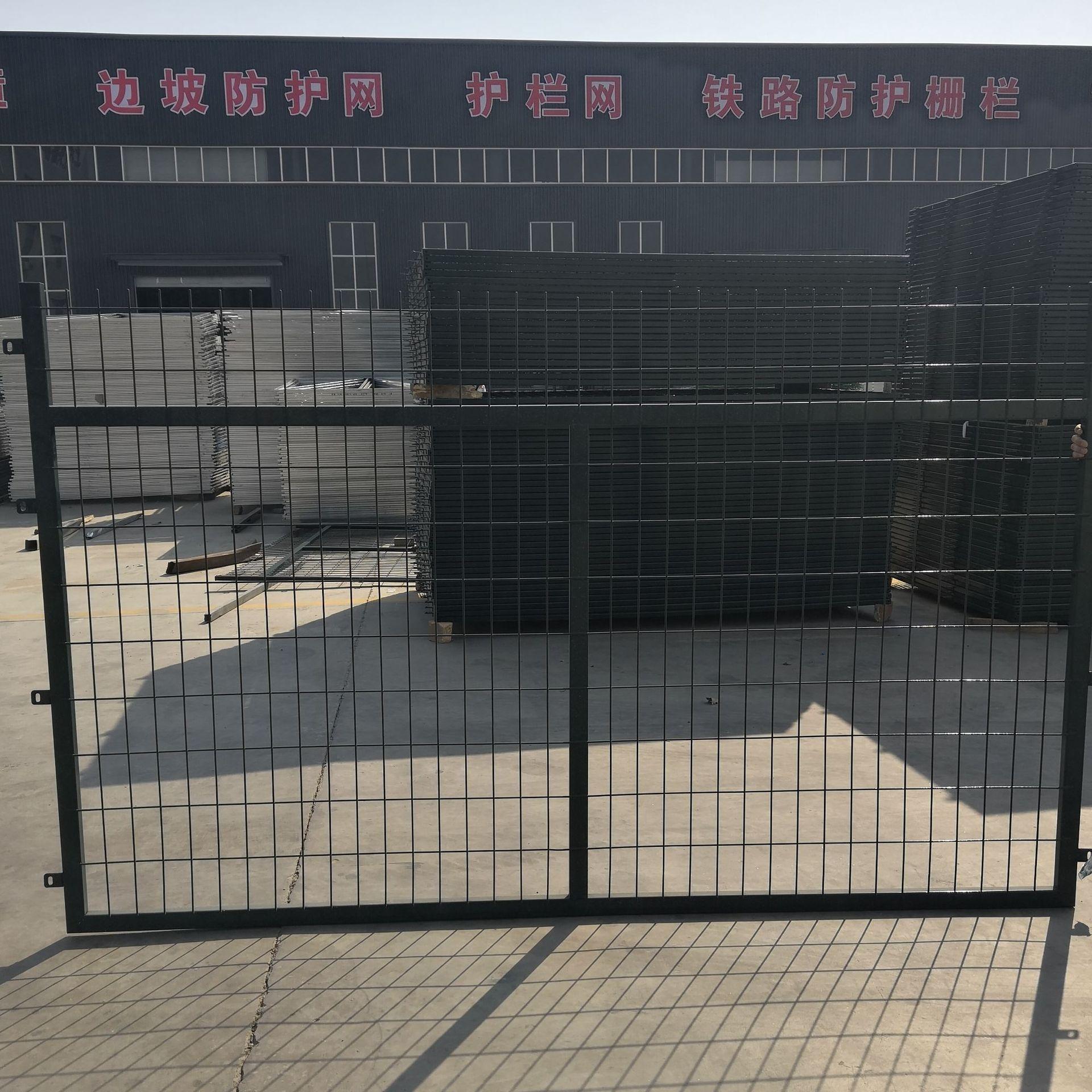 高铁防护栅栏 铁路防护栅栏报价 铁路防护栅栏8001