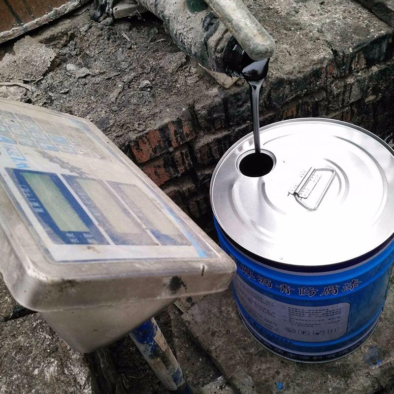 建筑防腐涂料  高弹橡胶沥青防水涂料  防腐涂料