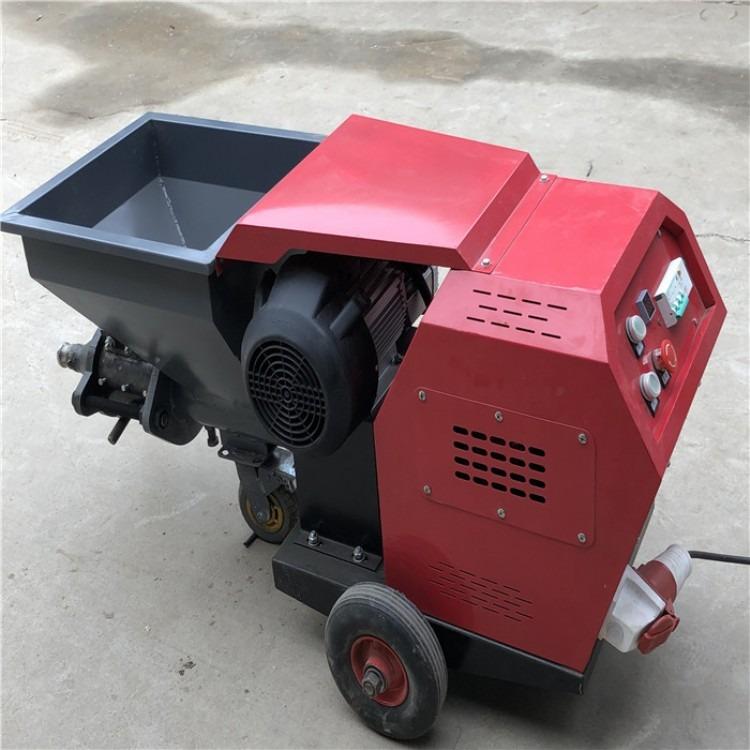 粉末喷涂机柱塞式砂浆喷涂机511喷涂机价格