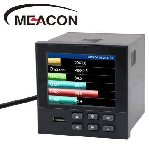 彩屏无纸记录仪 RX9600 1-18通道可选
