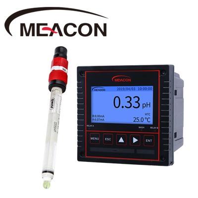 杭州美控高端款MIK-PH8.0工业在线pH计 污水处理/脱硫脱硝/加药控制/高温灭菌