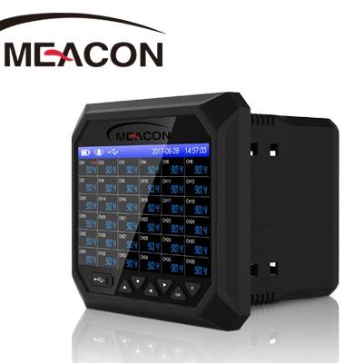 RX6000F 1-36通道无纸记录仪 温度/电流/电压记录仪