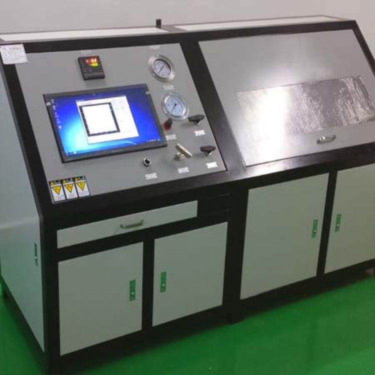 低压爆破试验台--低压水压实验设备