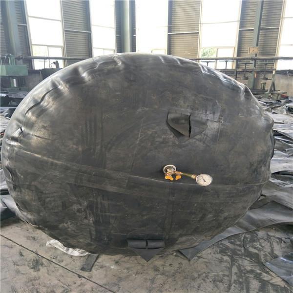管道堵漏气囊 DN500堵污水管气囊 堵水气囊生产厂家