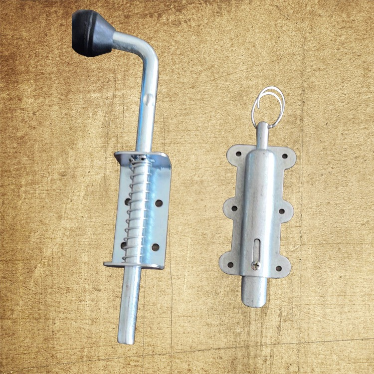 插销 锈钢插销暗装式弹簧插销木门插销