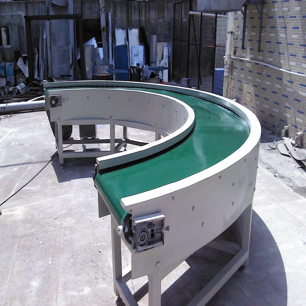 厂家定制皮带转弯机  直角转弯机 物流转弯皮带输送机