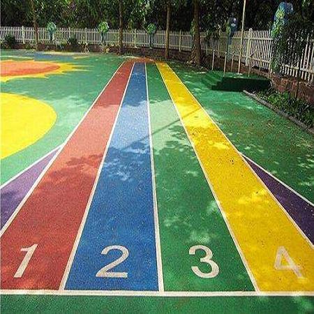 上海幼儿园塑胶跑道单价求购