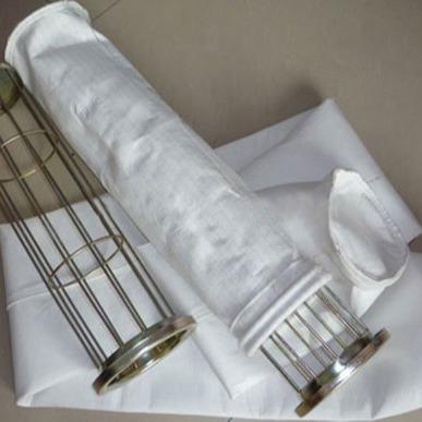 务实环保专业生产加工除尘布袋除尘器布袋除尘滤袋集尘袋骨架氟美斯复合高温布袋