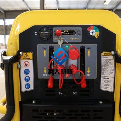 液压动力站渣浆泵组合