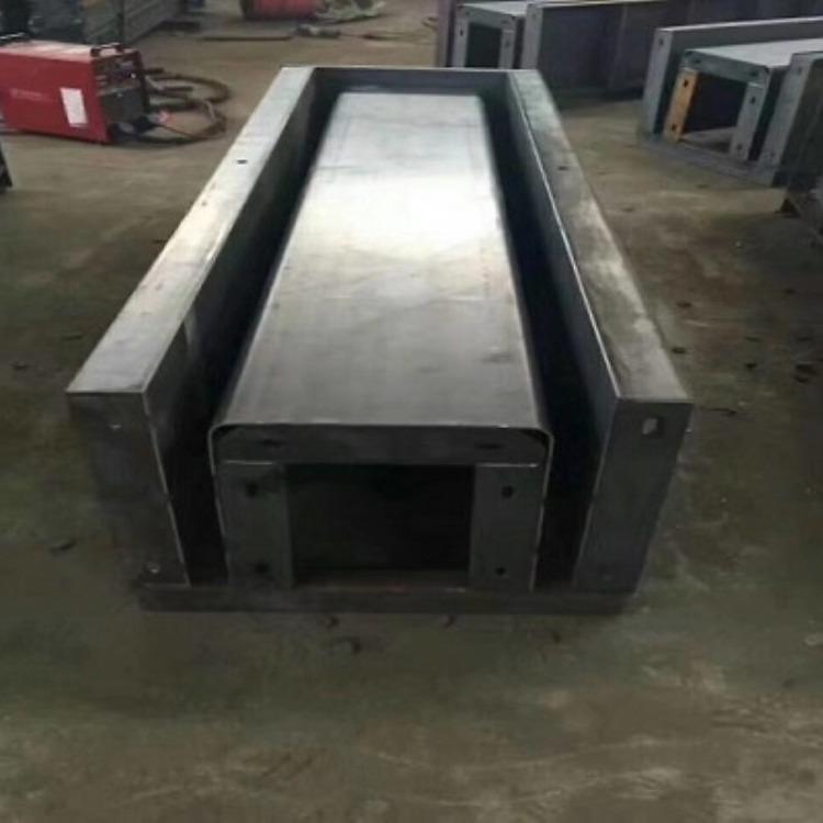 O型排水沟钢模具 预制O型排水沟模具