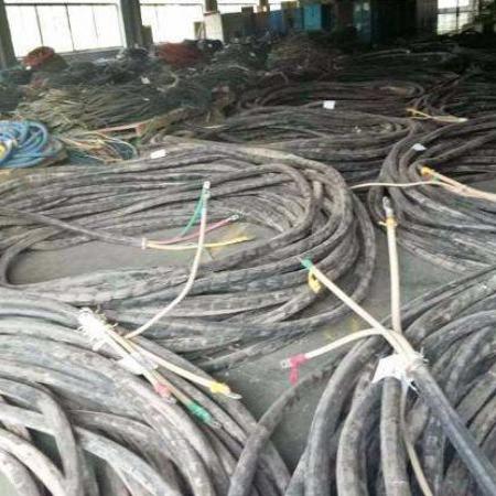 废旧电线电缆  杭州电缆回收
