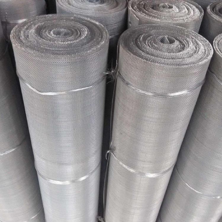 厂家直销  黑丝布过滤网 40 60  80目黑丝布过滤网片 铁丝过滤网