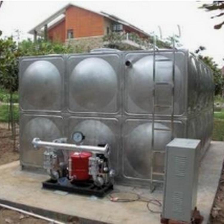 盛达龙源牌不锈钢水箱,