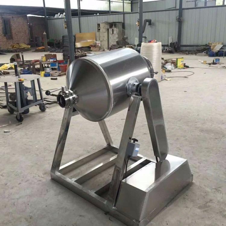 批发小型立式不锈钢拌料机 100公斤养殖场食品搅拌机化工颗粒搅拌