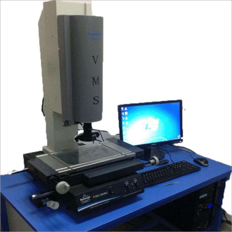 塑料行业触摸屏影像测量仪