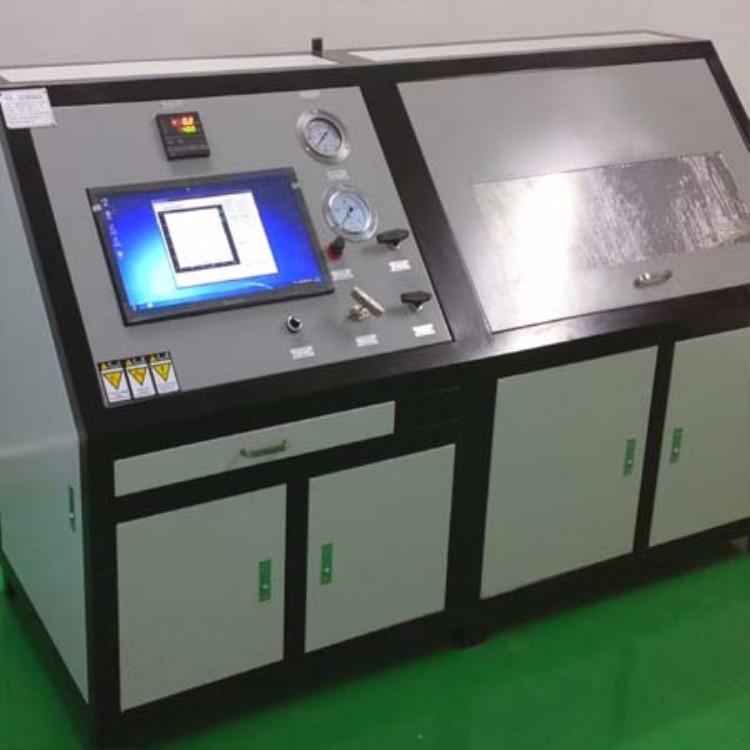 思明特补偿器水压试验台-补偿器专用水压爆破试验机
