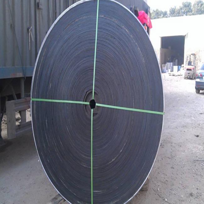 650宽大倾角橡胶输送带 有效带宽350mm