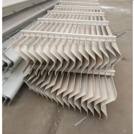脱硫塔除雾器型号  S型 PP脱硫塔除雾器     定制高温玻璃钢除雾器冷却塔