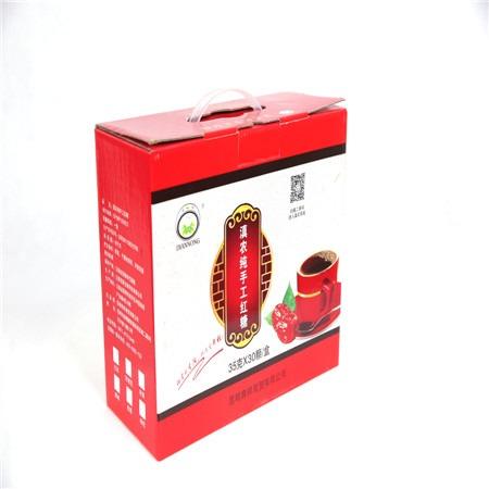 昆明速迩厂家特供   红糖包装盒    红糖礼品盒