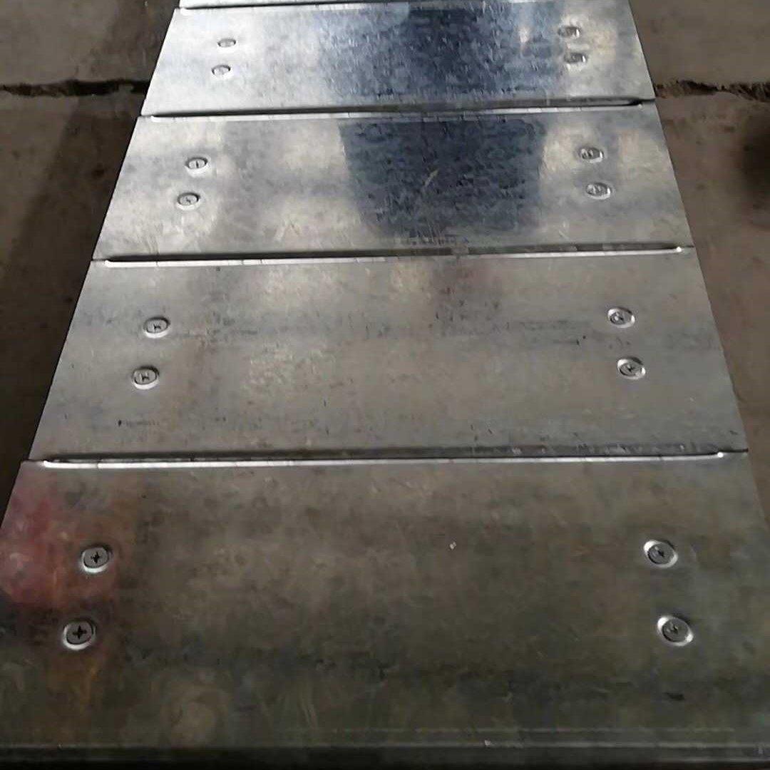 不锈钢链板供应有货  输送机转弯机提升机专用高品质耐腐蚀链板
