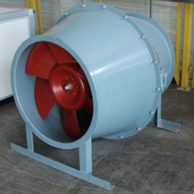 德州启源专供斜流管道风机GXF斜流风机管道 高效低噪斜流式风机