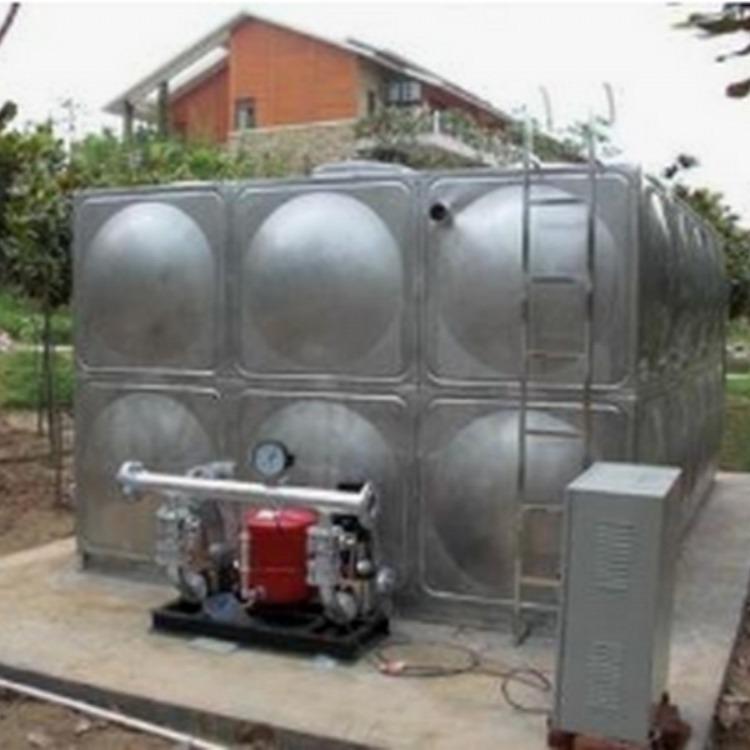 厂家承接304不锈钢水箱_盛达龙源_生活饮用水水箱_商家厂家