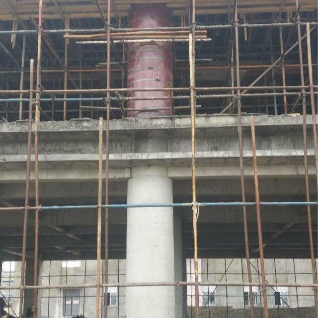 建筑定型圆柱模板|应用这个结构工程堪称典范