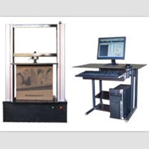 济南凯德仪器 微机控制纸箱压力试验机 电子万能试验机 万能试验机 10-100KN