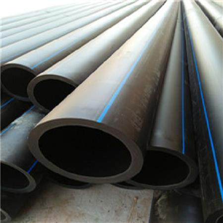 批发全新料给水管 PE管道 PE管材 给水管道管材高密度PE管