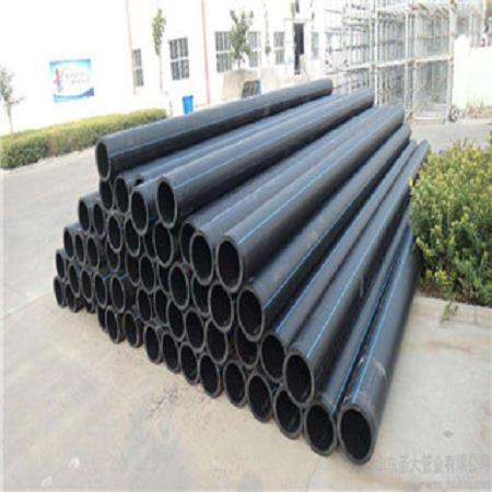 冀州PE塑料给水管 厂家pe农田灌溉管 曲周 定制16-1000给水管 饮用水管