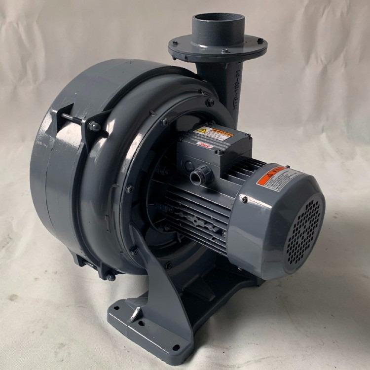 全风HTB-125瓦楞纸箱机械专用中压风机 3.7KW大风量中压鼓风机