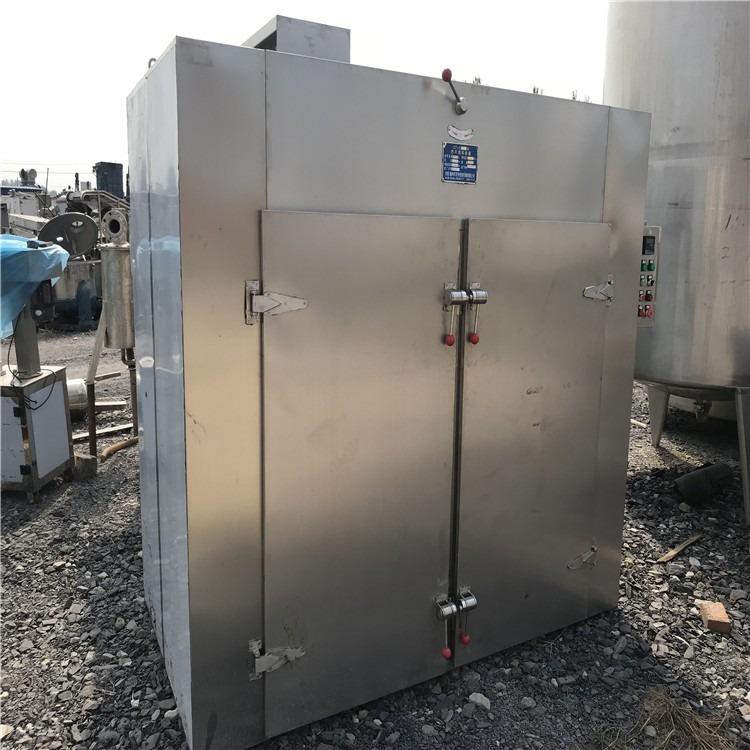 二手热风循环烘箱、二手食品专用热风循环烘箱、二手箱式干燥机