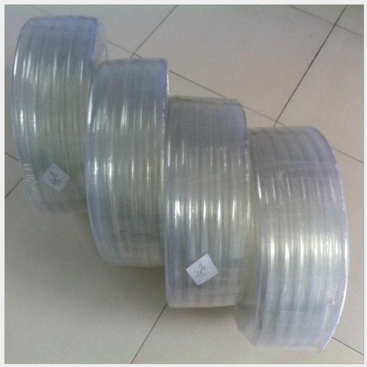 无味水平管 透明pvc塑料软管 透明软管 透明管套件管