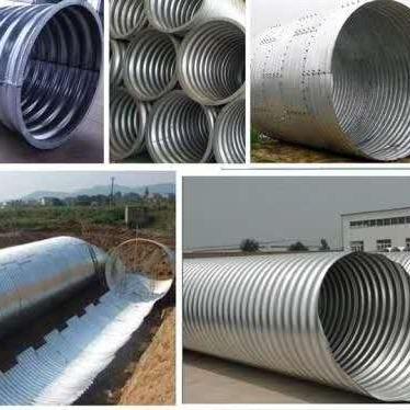 热镀锌单壁钢波纹管|预应力波纹管|波纹管涵补偿器|碳素波纹管