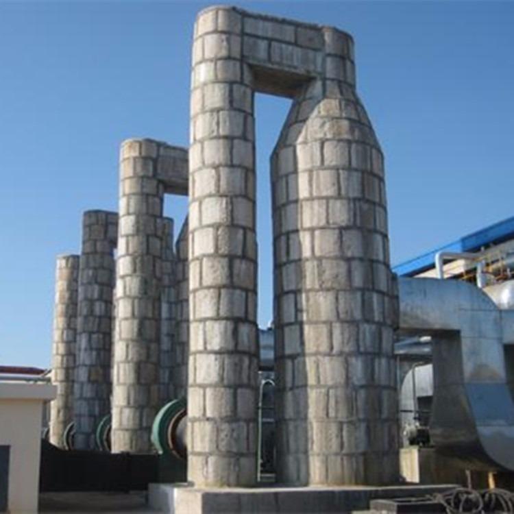 钢制脱硫塔 锅炉脱硫除尘器 锅炉脱硫塔 泰安脱硫塔生产厂家