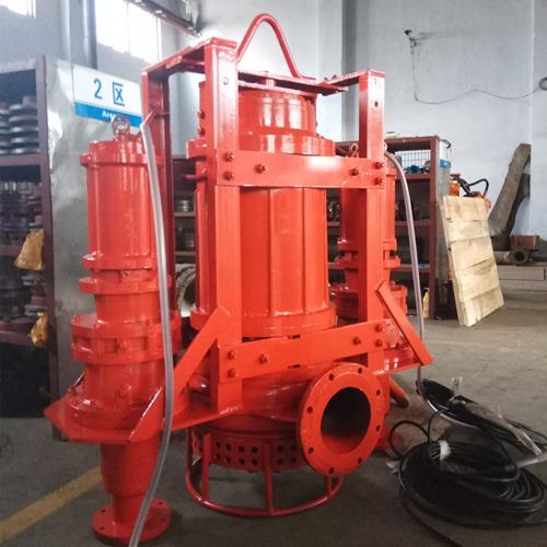专业电动清淤泵|大浓度淤泥泵-抽沙清淤工程专业用泵