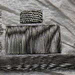 德州不锈钢网带厂家定制 耐高温 金属输送网带 人字网带