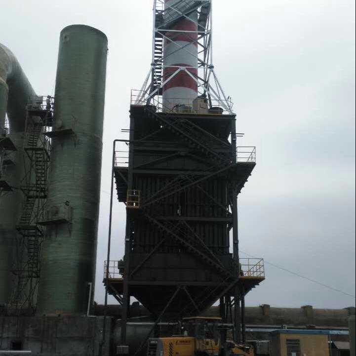 砖瓦厂脱硫脱硝除尘设计,帮助企业烟气达标