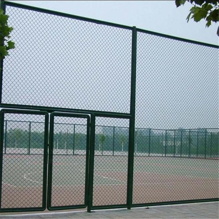 球场勾花网 笼式足球场围网