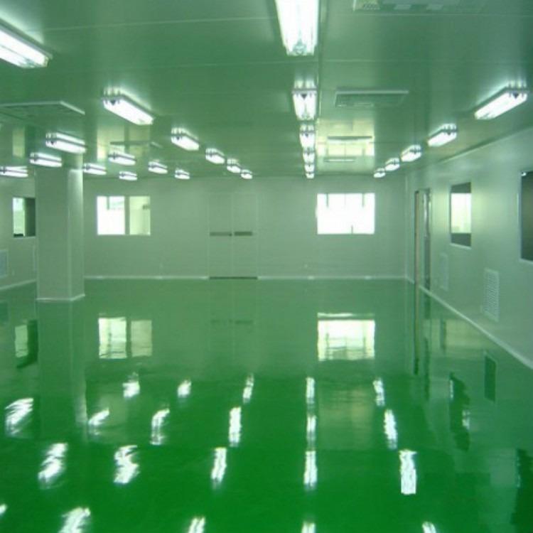 环氧地坪施工 环氧自流平地面 环氧砂浆地坪施工-润洲地坪