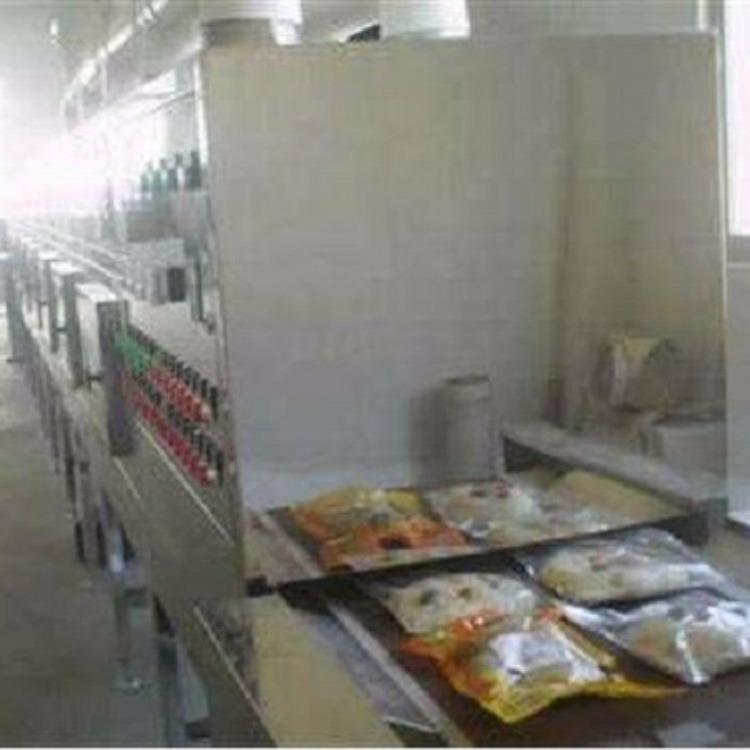酱料灭菌设备 希朗微波设备