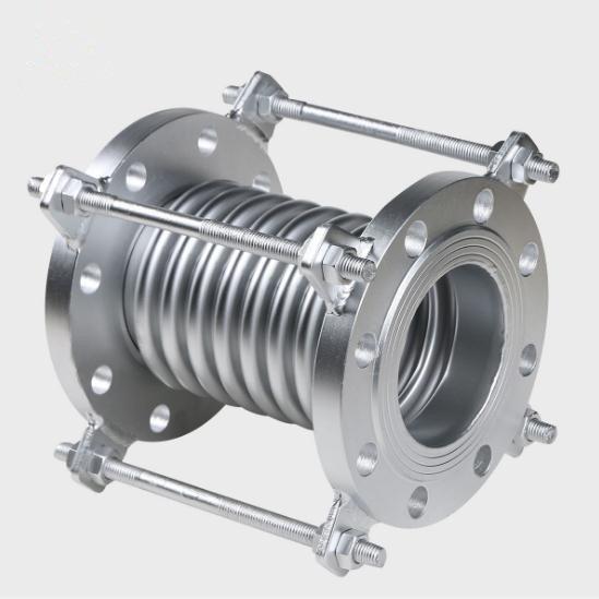 厂家生产供应 金属四氟补偿器 金属管道补偿器