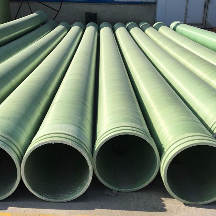 厂价供应华强玻璃钢管道 夹砂管道  玻璃钢排水管道
