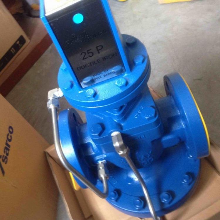 百佳自控供应DP17铸钢斯派莎克减压阀|法兰斯派莎克减压阀温州生产厂家
