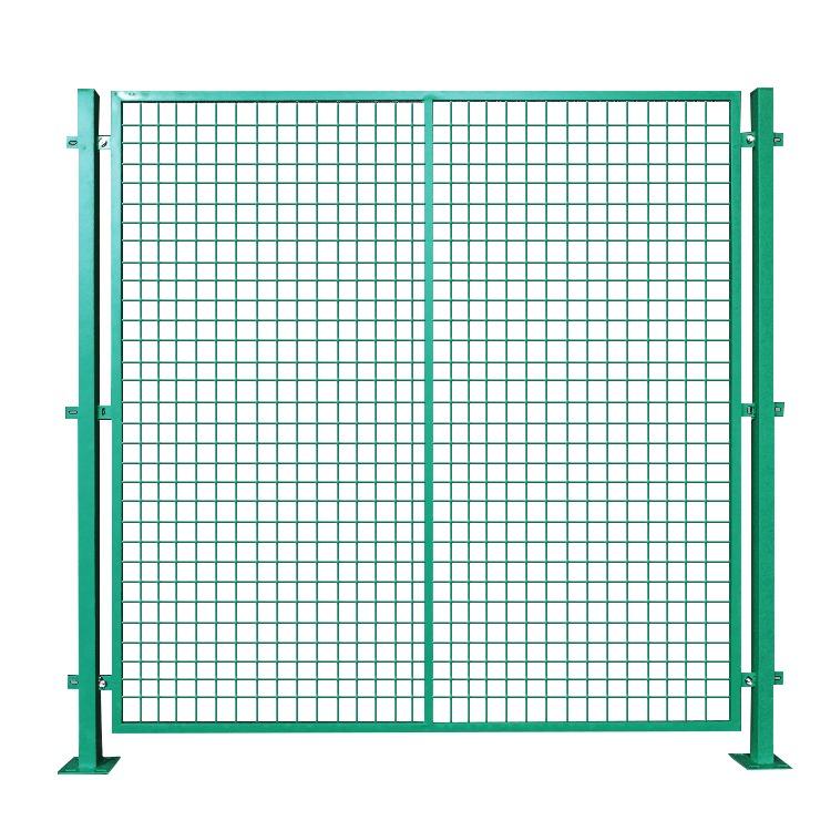 防护网 公路护栏铁丝网 仓库隔离网车间隔离网 小区围栏 室内护栏网门