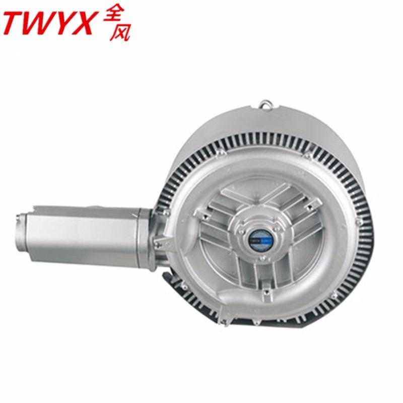 高压旋涡气泵 大量优质压铸设备专用旋涡气泵RB-52S-1  3KW